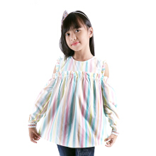 CURLY Gather Neck Blouse - LYB009B018B