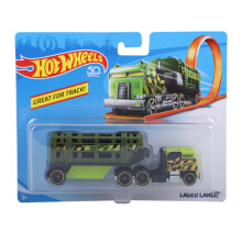 HOTWHEELS Great For Track Caged Cargo BFM60