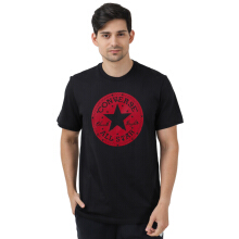 CONVERSE Chuck Patch Star Fill Tee - Black