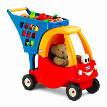 LITTLE TIKES Cozy Coupe Shopping Cart 618338E3