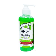 Shampoo Concentrate Healthy Dog - green apple anti kutu jamur