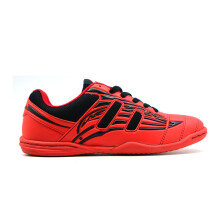 Fans NJR R - Indoor Soccer Shoes Red