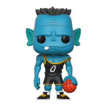 FUNKO POP! Movies #417 Space Jam M3 Blue Monstar FU24324