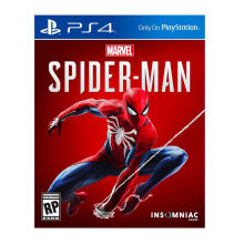 SONY PS4 Game Marvel's Spider-Man - Reg 3
