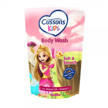 Cussons Kidz Body Wash Soft and Smooth Pouch - 250ml