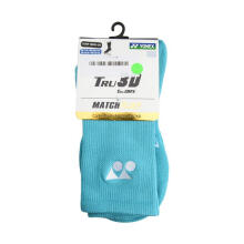 YONEX Match Plus Men's Socks Regular - Turquoise [Pair] SSMP 1855S-SR CO