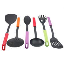 Spatula Set / Sodet / Sutil 6 Pcs Warna Warni