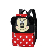 Mummy Bag Multi-function Backpack/Large-capacity Oxford Cloth Backpack/infant Package child Mini Mouse