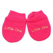 Cribcot Sarung Tangan Little One - Hot Pink Light Orange