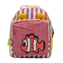 [COZIME] Lovely Whale Cartoon Printed Pattern Children Backpacks School Bag Waterproof Others1
