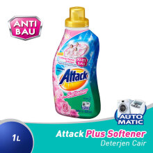 ATTACK Liquid Plus Softener 1000 ml