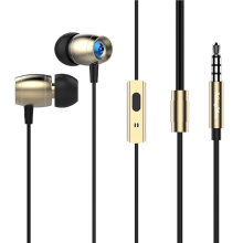 Kingyou H-20 Earphone wired mobile phone headset fashion In-ear Android phone