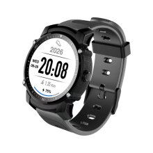 Jantens FS08 Bluetooth SmartWatch Waterproof IP68 Swim GPS Sports Wristwatch Fitness Tracker Stopwatch Heart Rate Monitor Clock