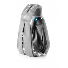[free ongkir]We Made Me Soohu 5 in 1 Baby Sling Classic - Superstar Grey