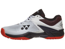 YONEX tennis SHOES POWER CUSHION ECLIPSION 2 - White orange - ORI