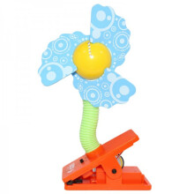 Lucky Baby Mini Fan Safety Clip -  Blue