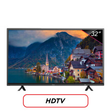 COOCAA LED TV 32 Inch HD Digital - 32E2A22G Hitam