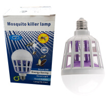 EELIC MKL-15W  1 PCS Mosquito Killer Lamp 15 Watt Bohlam LED