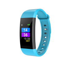 SANDA  I9  IP68 Waterproof  Sport Health Heart Rate Monitor smart bracelet for Samsung xiaomi HUAWEI iPhone