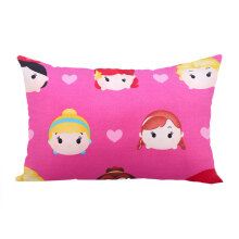 KENDRA (SB) Cushion Tsum Tsum Small Princess 30x45cm - Pink