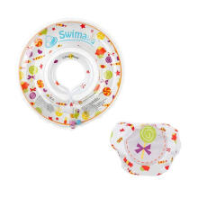 Swimava SWM208 Candy G1 Starter Ring with Diaper - Mix Color Multicolor