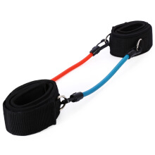 LEAJOY Adjustable Ankle Wall Pulley Training Aids for Power Kick Boxing Thai Punch Taekwondo Multicolor