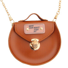 SiYing casual girls fashion leather portable slung shoulder bag