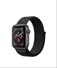 Apple Watch Series 4 GPS 40mm Space Grey Black Sport Loop