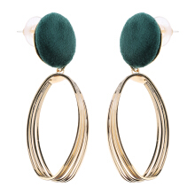 VOITTO Earrings - V19 Green