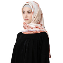 TATUIS Damour 078 Scarf - Peach [One Size]