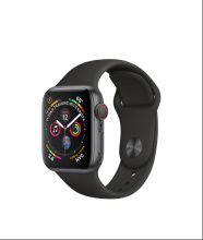 Apple Watch Series 4 GPS 40mm Space Black Sport Band