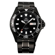 Orient FAA02003B Black RAY Raven II Automatic Black dial Stainless Steel [FAA02003B]