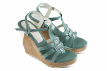 WOMEN WEDGES & HEEL KASUAL WANITA - GF.2709