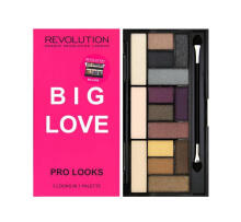 Make up Revolution Pro Looks Palette - Big Love Dark Yellow