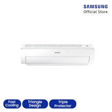 SAMSUNG AC Low Watt 1PK AR09KRFSVURNSE [INDOOR + OUTDOOR UNIT ONLY]
