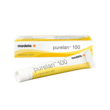 Medela Lanolin Nipple Anti Chap Cream Anti Cracking Dry Sore Free Nipple Cream Nipple Care 7g / 37g