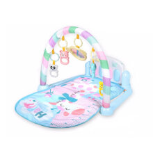 [COZIME] Baby Play Mat Crawling Mat Newborns Baby Pedal Piano Music Carpet Blanket Toys Colorful