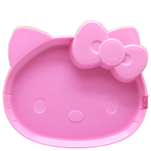 TECHNOPLAST Hello Kitty Snack Plate 5
