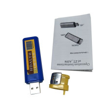 [COZIME] Mini Cigarette Lighter Shape Hidden Camera HD DV DVR Surveillance Camcorder Yellow1