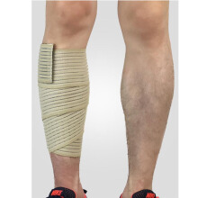 SBART 2pcs 90*7.5 CM Weight Lifting Knee Bandages Leg Compression Calf Support Wraps Sports Squats