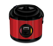 Sanken SJ-2800M Rice Cooker - Merah [2 L] Red