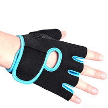 Anamode Unise Breathable Hiking Cycling Gloves Half Finger Bike Gloves Bicycle Equipment -