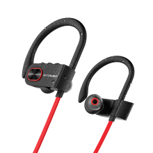 Blitzwolf® BW-BTS2 Sport Earhook Wireless Bluetooth Earphone Dynamic Driver IPX7 Waterproof Headset -Black