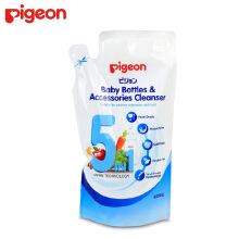 Pigeon Baby Bottle and Accessories Cleanser 450 ml Refill