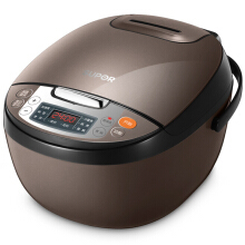 Supor (SUPOR) rice cooker rice cooker 4L capacity micro pressure stew cook CFXB40FC829D-75 (24 hours appointment)