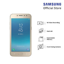 SAMSUNG Galaxy J2 Pro [1.5/16GB] - Gold - Contract Phone