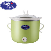 Baby Safe LB 008 Slow Cooker 0.8 L (Hijau)
