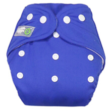 [free ongkir]Clodi Popok Kain Bayi Little Hippo Eco - Color Blue