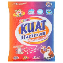 KUAT HARIMAU Detergent Powder Colour 900gr