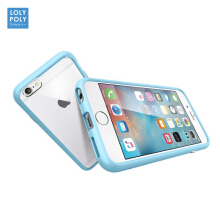 LOLYPOLY CASE BUMPER COLOUR IPHONE 5
